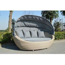 Miloo :: sofa ogrodowa cloud z zadaszeniem