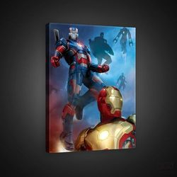 Consalnet Obraz marvel iron man ppd390