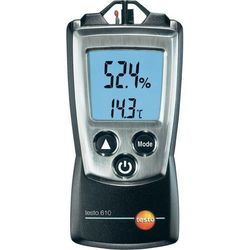 Termohigrometr testo 610, 0 - 100 %RH, -10 do +50 °C