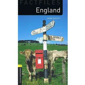 England The Oxford Bookworms Library Factfiles Stage 1 (400 Headwords), Oxford University Press