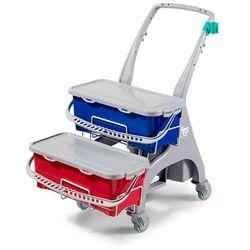 Wózek NICK Hermetic 19 lub 16 uchwyt na mop