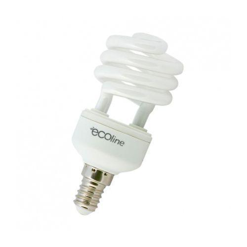 Świetlówka kompaktowa energooszczędna Bemko 9W E14 - produkt z kategorii- świetlówki