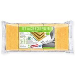 Pieczywo chrupkie kukurydziano-ryżowe BIO 200g - FLORENTINI bio z kategorii Pieczywo, bułka tarta