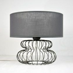 Lampa Nocna Small Mash Gray NR 2503