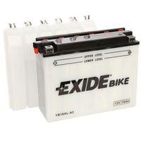 Akumulator motocyklowy Exide YB16AL-A2 16Ah 175A