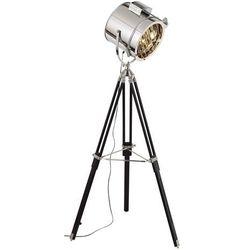 Lampa stojąca movie 1224127 aluminiowy + darmowy transport! marki Spotlight