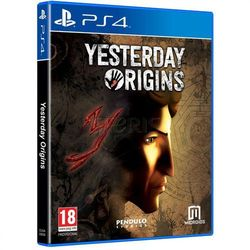 Yesterday Origins - gra PS4