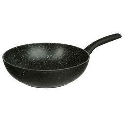Patelnia w typie woka akcesorium kuchenne do smażenia i duszenia potraw idealne do dań chińskich marki Secret de gourmet