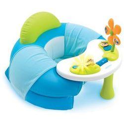cotoons baby siedzisko ze stolikiem aktivity, niebieski marki Smoby