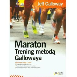 Maraton. Trening Metodą Gallowaya, książka z kategorii Książki sportowe