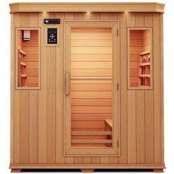 Sauna na podczerwień Haakala Tuoni IV Premium Quartz