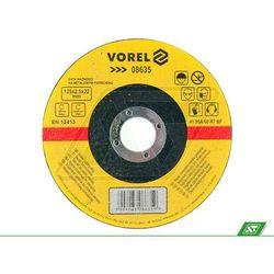 Tarcza do metalu Vorel 125x2.5x22 08635 - sprawdź w wybranym sklepie