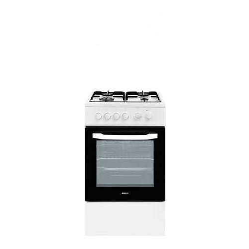 Beko CSM52020D, kuchnia gazowo-elektryczna
