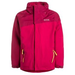 Regatta HYDRATE 3IN1 Kurtka Outdoor dark cerise/beetroot - produkt z kategorii- kurtki dla dzieci