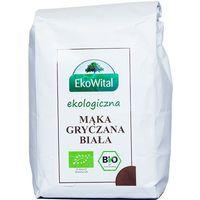 Eko wital Mąka gryczana biała bio 500 g ekowital (5908249970960)
