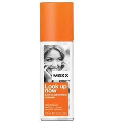 Mexx Look Up Now For Her, Dezodorant, 75ml
