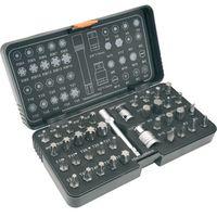 Zestaw końcówek wkrętakowych NEO 1/4 cala 08-702 (39 elementów) + Zamów z DOSTAWĄ JUTRO! + DARMOWY TRANS