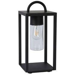 Lucide Glimmer-latarnia zewnętrzna metal & szkło wys.45,5cm