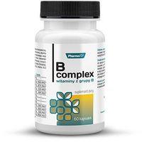 B complex Witaminy z grupy B 60kp Pharmovit