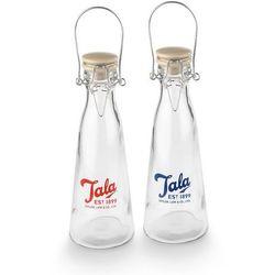 Butelka Vintage Retro 500ml - Tola (Kolor:: Niebieski)