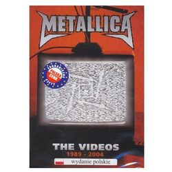 The Videos [Polska cena] (1989 - 2004) - Metallica z kategorii Musicale
