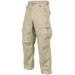 spodnie Helikon BDU Cotton Ripstop khaki LONG (SP-BDU-CR-13) marki HELIKON-TEX / POLSKA