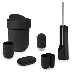 - szczotka toaletowa touch - czarna marki Umbra