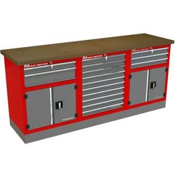 Stół warsztatowy – t-31-10-30-01 marki Fastservice