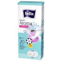 Wkładki bella panty aroma fresh 20 szt. marki Tzmo s.a.