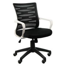 Krzesło biurowe obrotowe kb-2022 szary/czarny marki Stema - kb