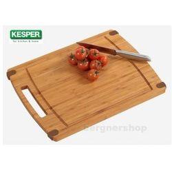 Kesper Kuchenna deska bambusowa  38 x 28cm 58131