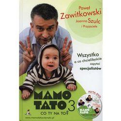 MAMO TATO CO TY NA TO CZ.3 +DVD (oprawa twarda) (Książka), pozycja wydawnicza