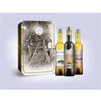 Bio planete (oleje i oliwy) Zestaw prezentowy trzy oleje bio 3x100 ml - bio planete (4260355581470)