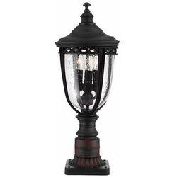 Lampa stojąca ENGLISH BRIDLE FE/EB3/M BLK - Elstead Lighting - Rabat w koszyku (5024005344704)