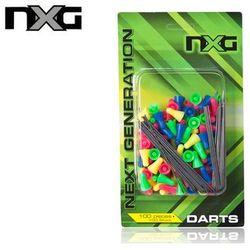 Strzałki do dmuchawki NXG Blow Gun - 100 szt. z kategorii Łuki i akcesoria
