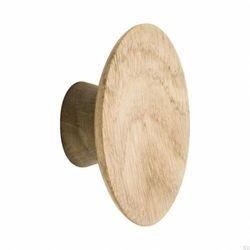 Wieszak ścienny Olympia Drewniany Dębowy