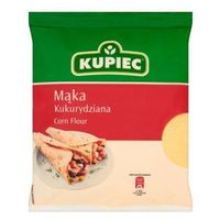 Mąka kukurydziana 400 g  marki Kupiec