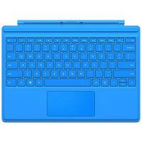 Microsoft Surface Pro 4 Type Cover R9Q-00096, klawiatura i etui do tabletu, jasnoniebieska, kolor niebieski