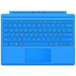 Microsoft Surface Pro 4 Type Cover R9Q-00096, klawiatura i etui do tabletu, jasnoniebieska - sprawdź w wybranym sklepie