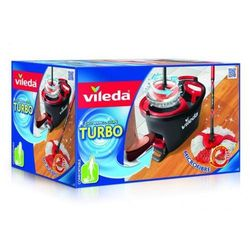 Vileda easy wring turbo mop obrotowy zestaw