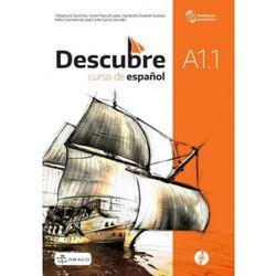 Descubre a.1.1 podręcznik wieloletni z płytą cd marki Draco