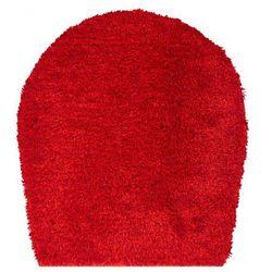 Grund dywanik łazienkowy lex, ruby czerwony, 47x50cm