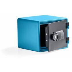 Aj produkty Szafa ognioodporna adore, 345x424x388 mm, niebieski