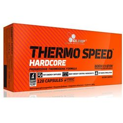 Olimp Thermo Speed Hardcore Mega Caps 120 Kaps