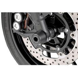 Protektory osi koła przedniego PUIG do Yamaha MT-09 / Tracer / XSR900 - produkt z kategorii- crash pady motocyklowe