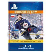 NHL 17 2800 Punktów [kod aktywacyjny]