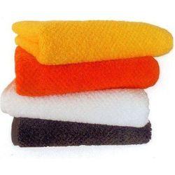 S.oliver Ręcznik biały 50x30 cm gładki