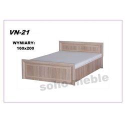 ŁÓŻKO VN-21 160x200cm NOWOŚĆ!!! - produkt z kategorii- łóżka