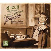Quatuor Ebene, Jerome Ducros, Philippe Jaroussky - Green` - Melodies Francaises On Verlaine`s Poems, 256461669