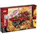 Lego NINJAGO Ziemia nagroda losu 70677